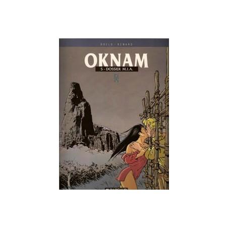 Oknam 05 Dossier M.I.A. 1e druk 1997