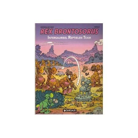 Rex Brontosorus 01 Intersaurieel Reptielen Team 1e druk
