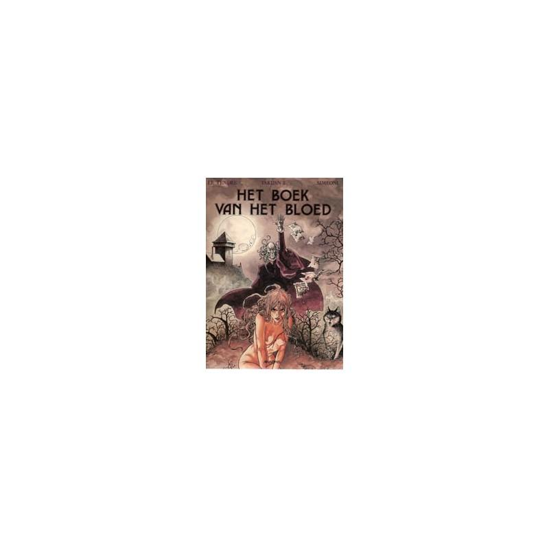 Takuan 02 Het boek van het bloed 1e druk 1991