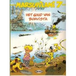 Marsupilami 07 Het goud van Boavista