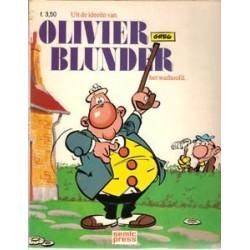 Olivier Blunder 01<br>Uit de ideeën van het warhoofd<br>1e druk