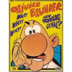 Olivier Blunder 02<br>Wat een hopeloos geval<br>1e druk