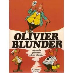 Olivier Blunder 03<br>Nogmaals getekend Olivier<br>1e druk 1974