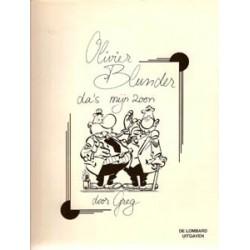 Olivier Blunder 04<br>Da 's mijn zoon<br>1e druk 1974