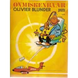 Olivier Blunder 05<br>Onmiskenbaar<br>1e druk 1976