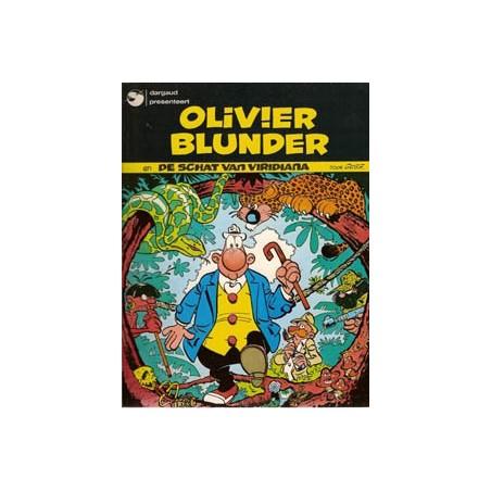 Olivier Blunder 06<br>De schat van Viridiana<br>1e druk 1979