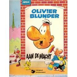 Olivier Blunder 07<br>Aan de macht<br>1e druk 1977