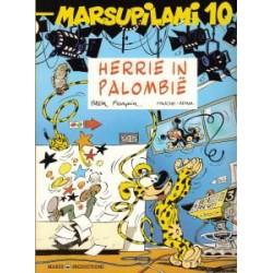 Marsupilami 10 Herrie in Palombië