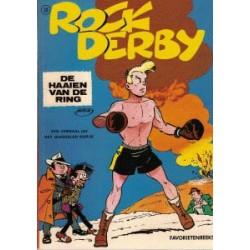 Rock Derby setje 7 Delen 1e drukken 1974-1980