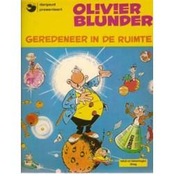 Olivier Blunder 11<br>Geredeneer in de ruimte<br>1e druk 1976