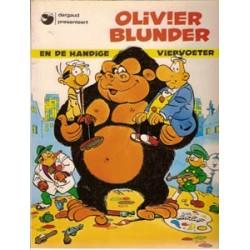 Olivier Blunder 12<br>De handige viervoeter<br>1e druk 1979