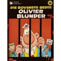 Olivier Blunder 15<br>Die bovenste beste<br>1e druk 1980