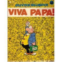 Olivier Blunder 17<br>Viva papa<br>1e druk 1981