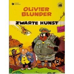 Olivier Blunder 18<br>Zwarte kunst<br>1e druk 1981