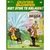 Olivier Blunder 28 Niet stuk te krijgen 1e druk 1984