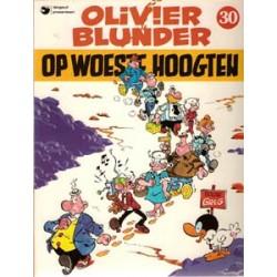 Olivier Blunder 30<br>Op woeste hoogten<br>1e druk 1985