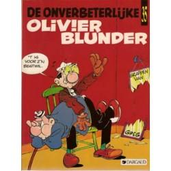 Olivier Blunder 35 De onverbeterlijke 1e druk 1989