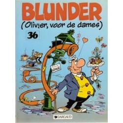 Olivier Blunder 36<br>Blunder (Olivier voor de dames)<br>1e druk