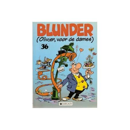 Olivier Blunder 36 Blunder (Olivier voor de dames) 1e druk