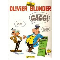 Olivier Blunder 39<br>Het museum<br>1e druk 1996