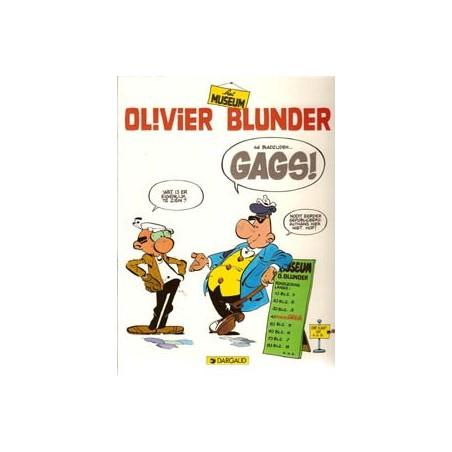Olivier Blunder 39 Het museum 1e druk 1996