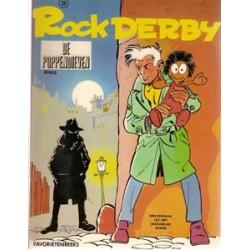 Rock Derby De poppendieven Favorietenreeks II 38