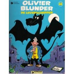 Olivier Blunder 24<br>De levenschepper<br>herdruk
