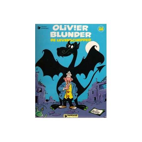 Olivier Blunder 24 De levenschepper herdruk