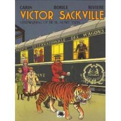 Victor Sackville 21 Verdwijning op de blauwe trein