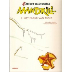 Moord en Doodslag 14 - Mandrill 06 - Het paard van Troje