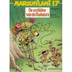 Marsupilami 17 De ochidee van de Chahuta's