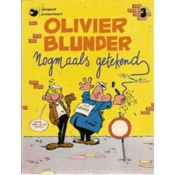 Olivier Blunder 03<br>Nogmaals getekend<br>herdruk