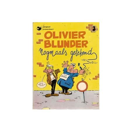 Olivier Blunder 03 Nogmaals getekend herdruk
