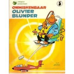Olivier Blunder 05<br>Onmiskenbaar Olivier Blunder<br>herdruk
