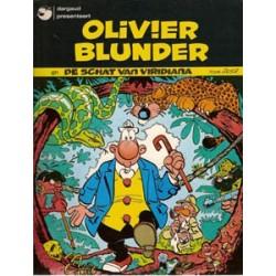 Olivier Blunder 06<br>De schat van Viridiana<br>herdruk