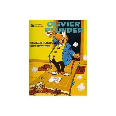 Olivier Blunder 09 Onweerstaanbaar niet te stuiten herdruk