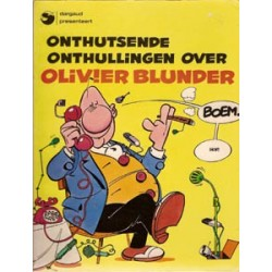 Olivier Blunder 10<br>Onthutsende onthullingen<br>herdruk