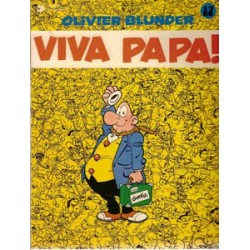 Olivier Blunder 17<br>Viva papa<br>herdruk