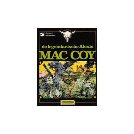 Mac Coy set<br>Deel 1 t/m 21<br>1e drukken 1978-1999