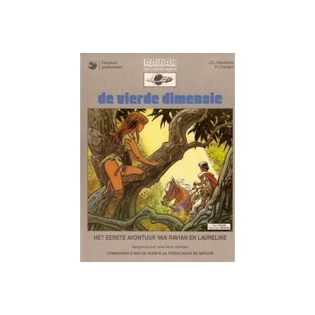 Ravian 00 De vierde dimensie 1e druk 1986