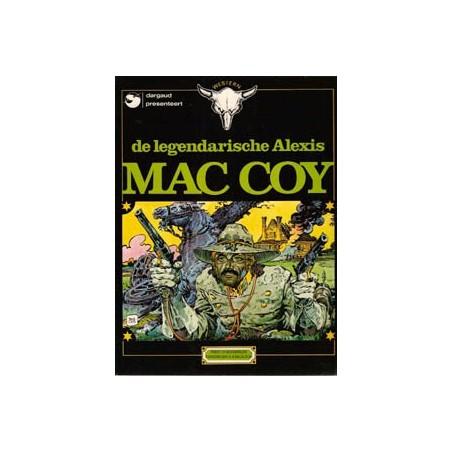 Mac Coy 01 De legendarische Alexis Mac Coy herdruk