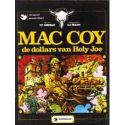 Mac Coy 02<br>De dollars van Holy Joe<br>herdruk