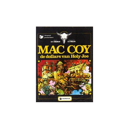 Mac Coy 02 De dollars van Holy Joe herdruk