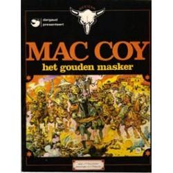 Mac Coy 03<br>Het gouden masker<br>herdruk