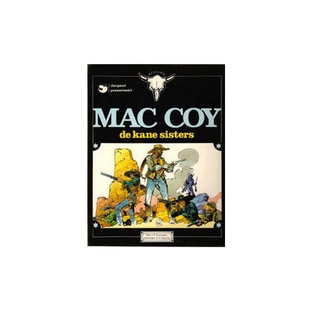 Mac Coy 04 De Kane sisters herdruk