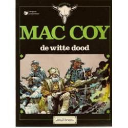 Mac Coy 06<br>De witte dood<br>herdruk