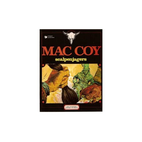 Mac Coy 07 Scalpenjagers herdruk