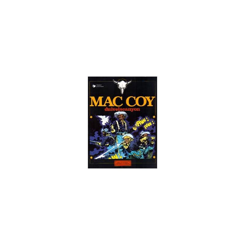 Mac Coy 09 Duivelscanyon herdruk