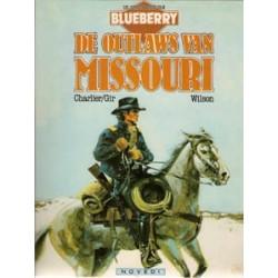 Blueberry Jonge jaren 04* HC - Outlaws Missouri 1e druk