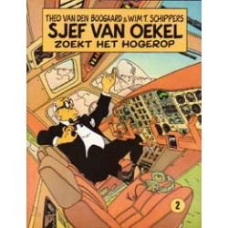 Sjef van Oekel HC 02 Zoekt het hogerop 1e druk 1983